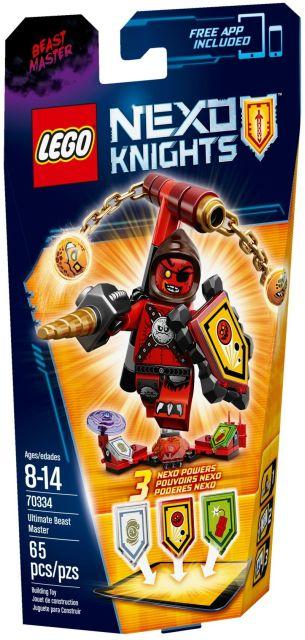 Lego-Nexo Knights,Supremul Beast Master