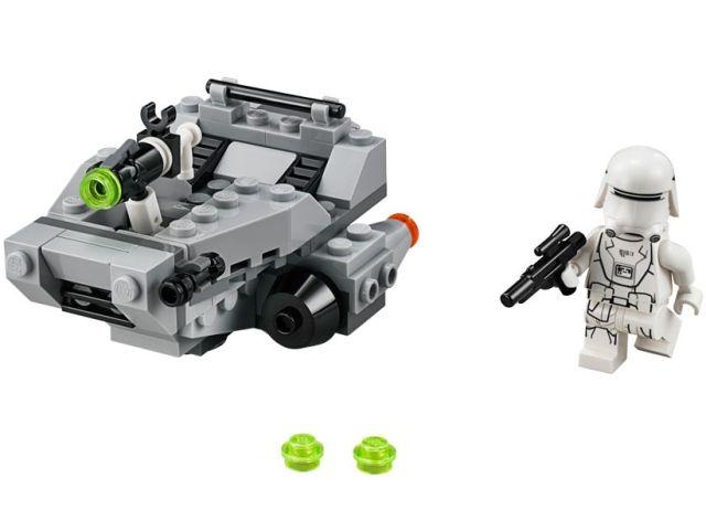 Lego-StarWars,Snowspeeder Ordinul Intai