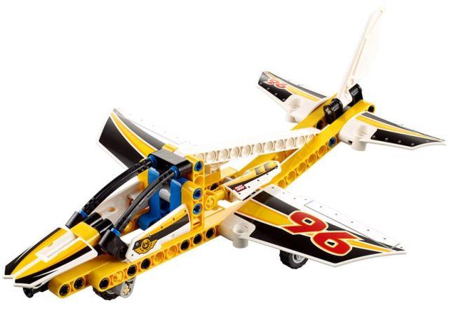 Lego-Technic,Avion de acrobatii