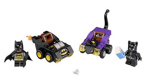 Lego-DC Comics Super Heroes,Batman contra Femeia pisica