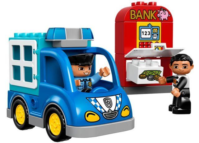 Lego-Duplo,Patrula de politie