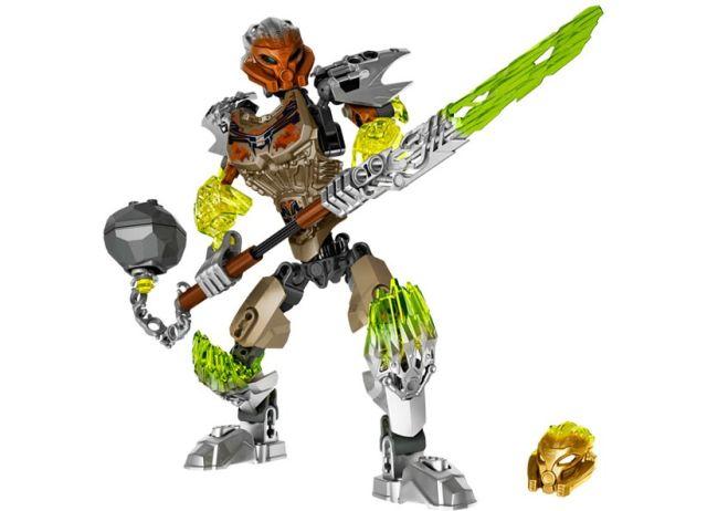 Lego-Bionicle,Pohatu, stapanitorul pietrei