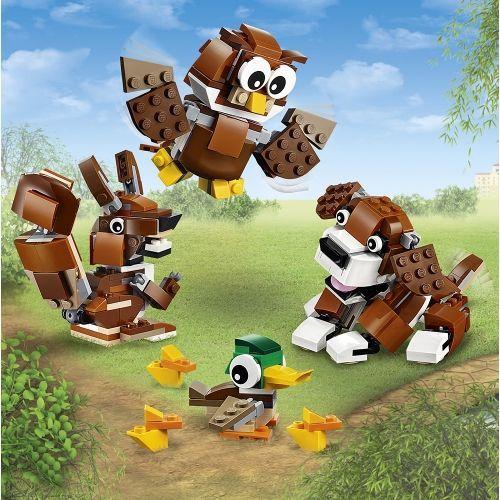 Lego-Creator,Animale din parc