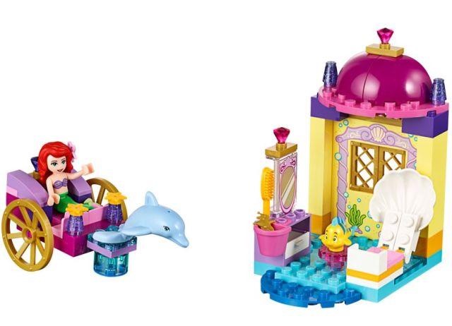 Lego-Juniors,Trasura cu delfini a lui Ariel,Disney Princess