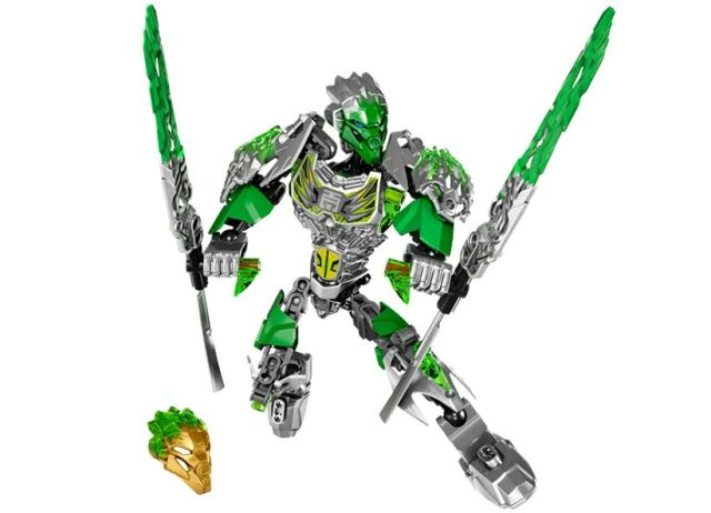 Lego-Bionicle,Lewa, stapanitorul junglei