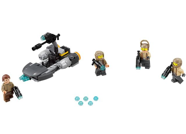 Lego-StarWars,Rezistenta,Pachet de lupta