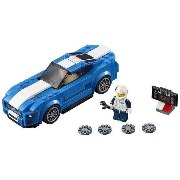 Lego-Speed Champions,Ford Mustang GT