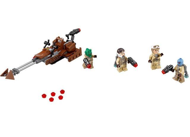 Lego-StarWars,Alianta Rebela,Pachet de lupta