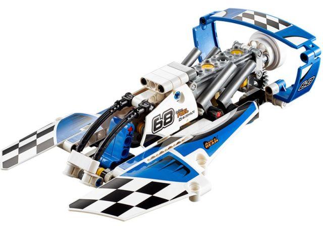 Lego-Technic,Hidroavion de curse