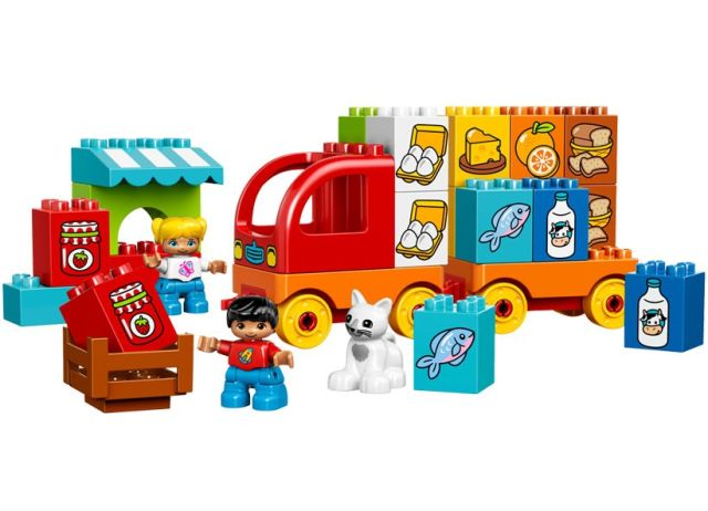 Lego-Duplo,Primul meu camion