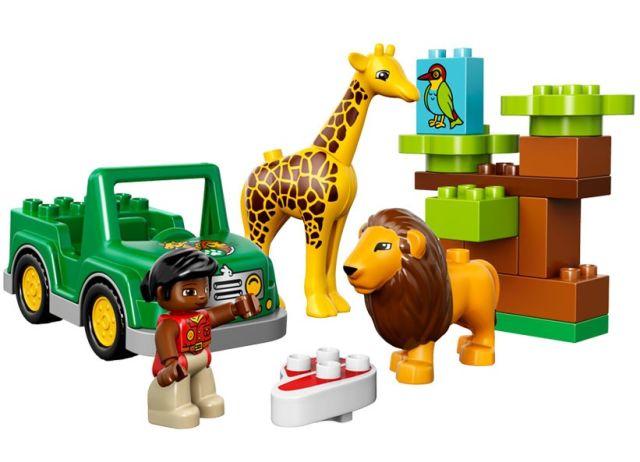Lego-Duplo,Savana