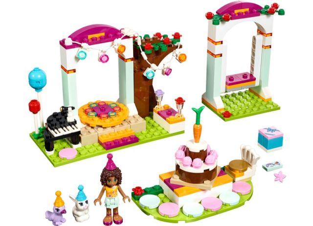 Lego-Friends,Petrecerea de ziua de nastere