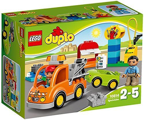 Lego-Duplo,Camion de remorcare