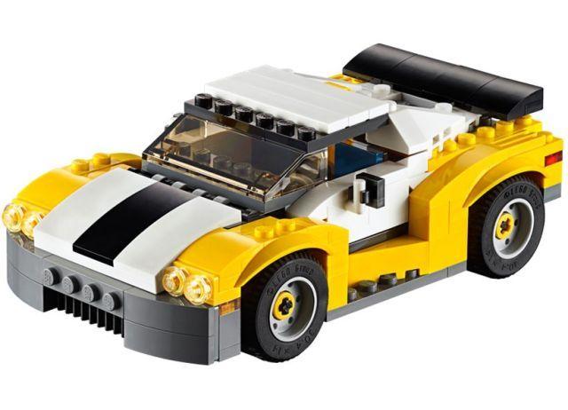 Lego-Creator,Masina rapida
