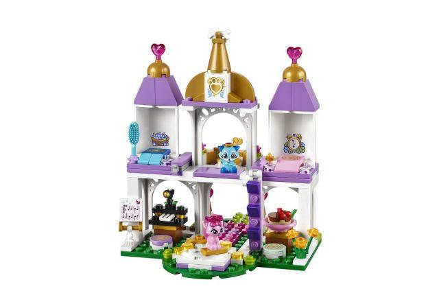 Lego-Disney Princess,Animalutele de la Castelul regal