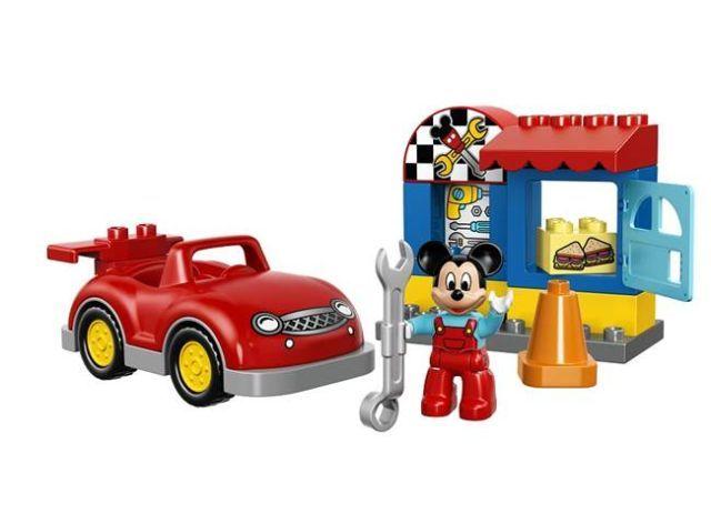 Lego-Duplo,Atelierul lui Mickey