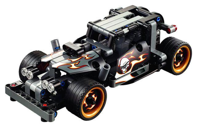 Lego-Technic,Masina de curse de evadare