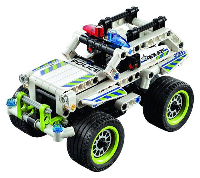 Lego-Technic,Interceptorul politiei