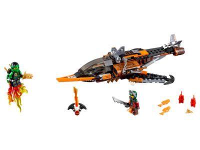Lego-Ninjago,Rechinul cerului