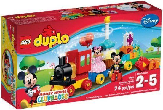 Lego-Duplo,Parada de ziua lui Mickey si Minnie