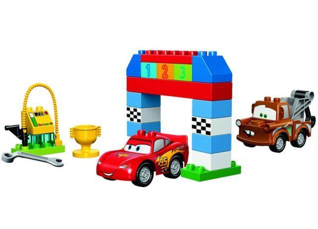 Lego-Duplo,Cursa clasica Disney Pixar Cars