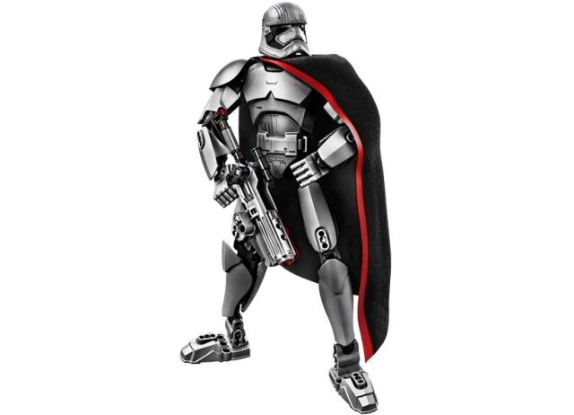 Lego-StarWars,Captain Phasma