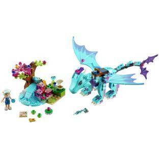 Lego-Elves,Aventura dragonului de apa