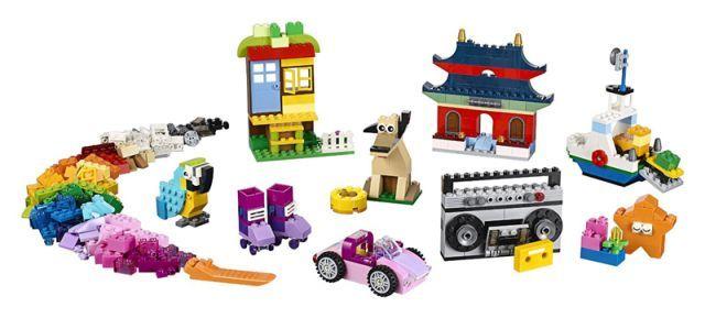 Lego-Classic,Set constructie...