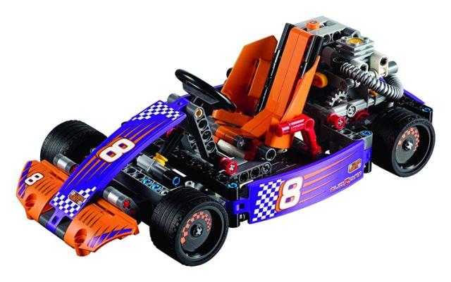 Lego-Technic,Masina de curse Kart
