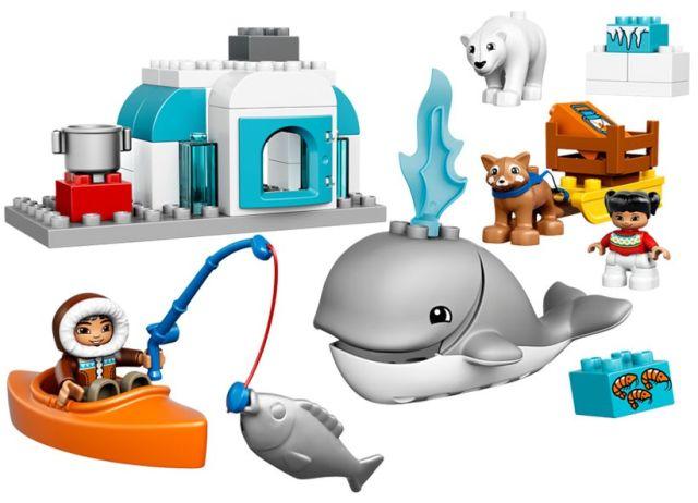 Lego-Duplo,Artic