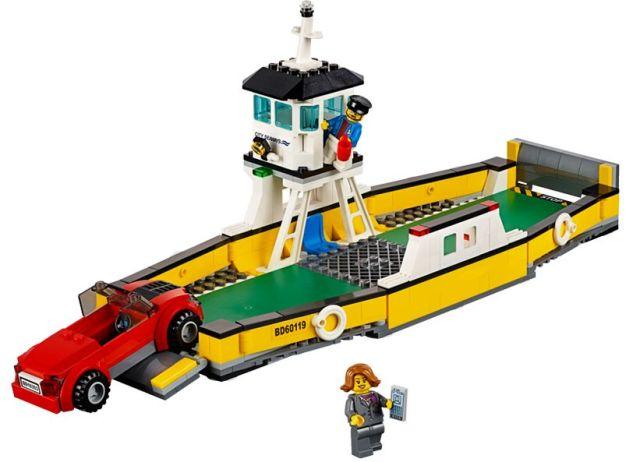 Lego-City,Feribot