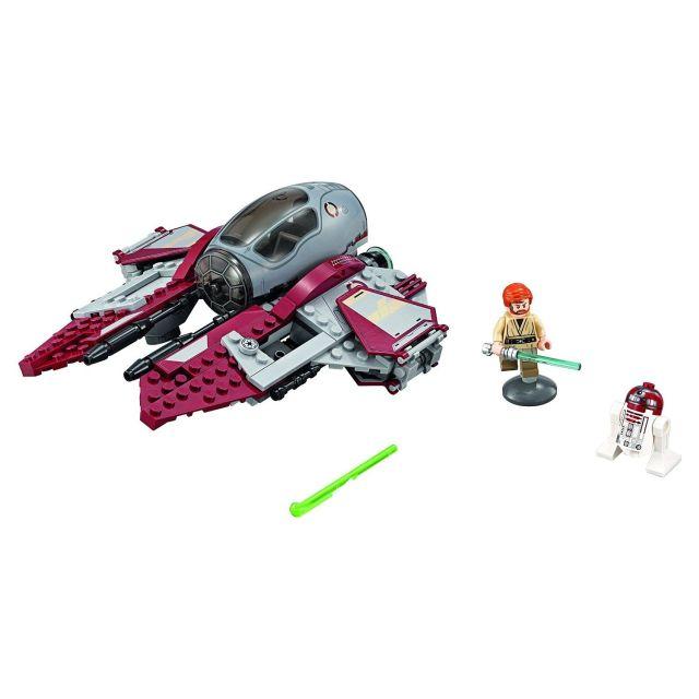 Lego-StarWars,Obi-Wan's Jedi Interceptor
