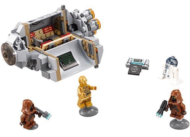Lego-StarWars,Capsula de salvare Droid