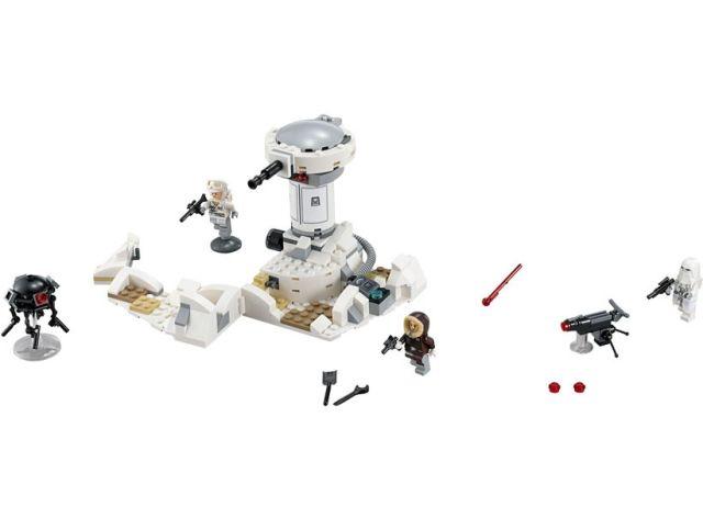 Lego-StarWars, Atacul Hoth