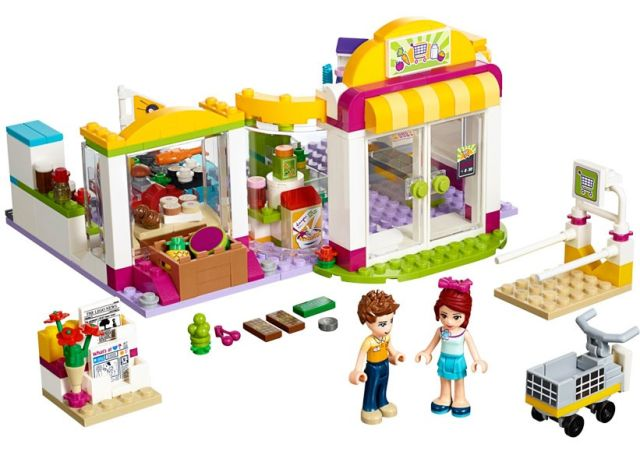 Lego-Friends,Supermarketul...