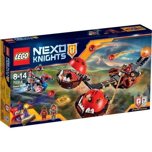 Lego-Nexo Knights,Carul Haosului al lui Beast Master