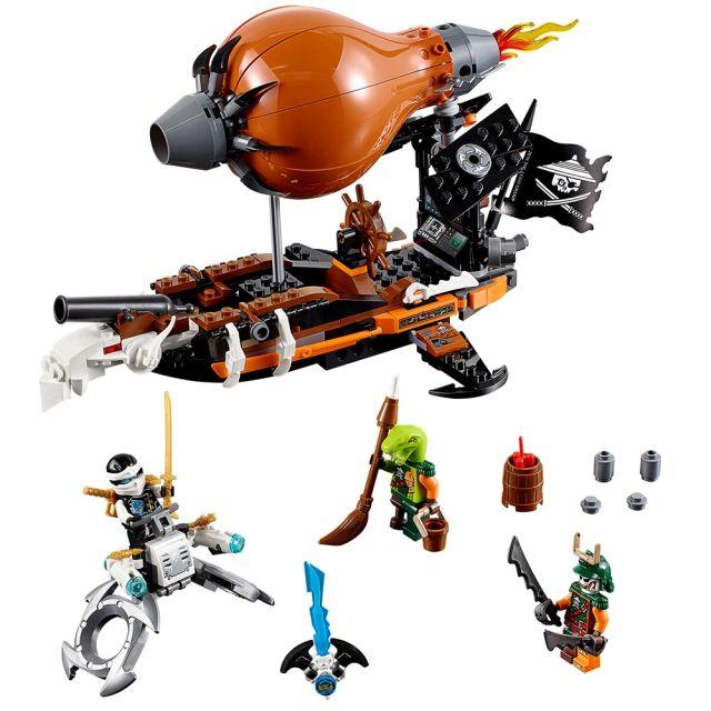 Lego-Ninjago,Zepelin de lupta