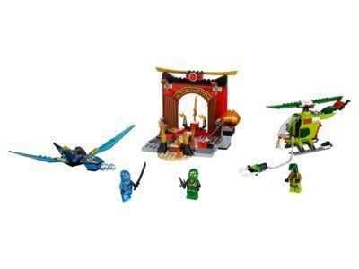 Lego-Juniors,Templul pierdut,Ninjago