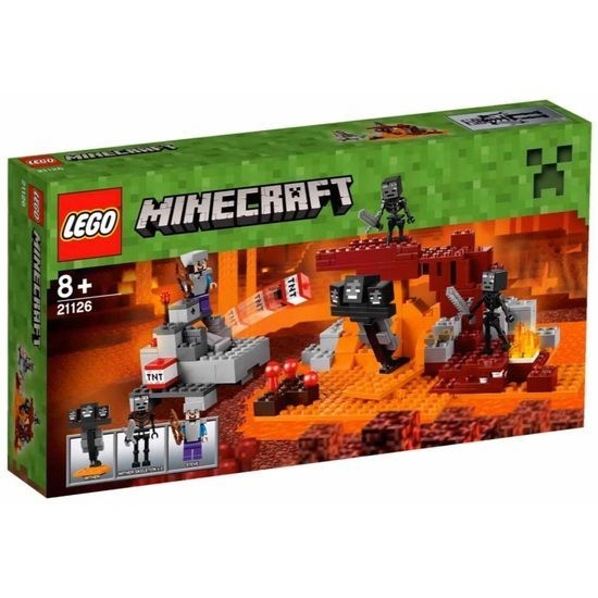 Lego-Minecraft,Wither