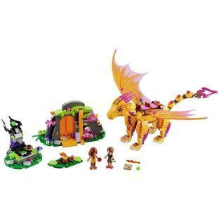 Lego-Elves,Pestera dragonului de foc
