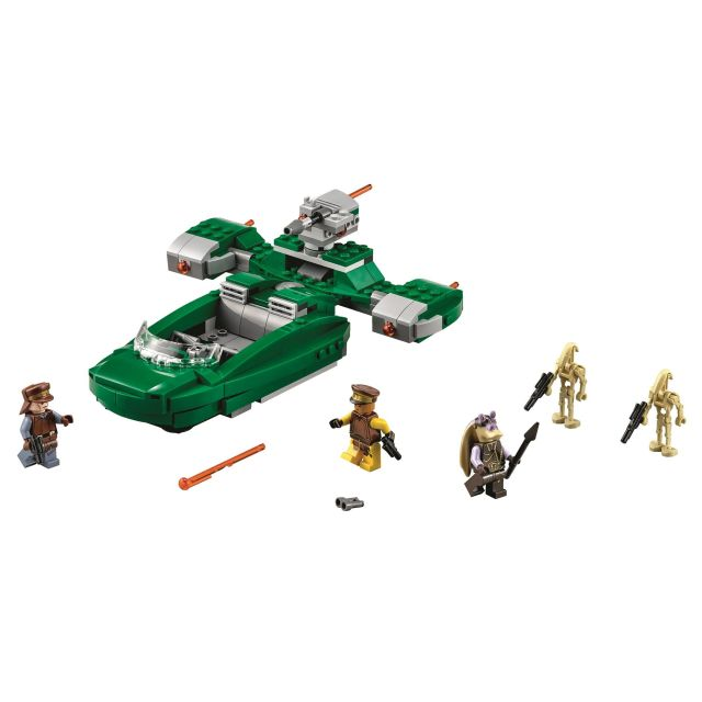 Lego-StarWars,Flash Speeder