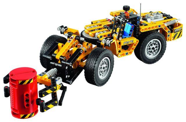 Lego-Technic,Incarcator de mina