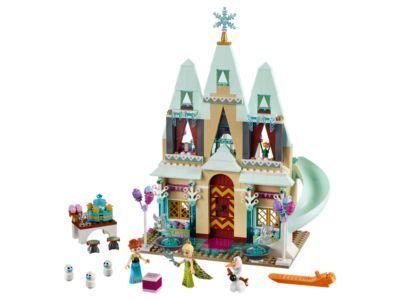 Lego-Disney Princess,Petrecerea de la Castelul Arendelle,Frozen