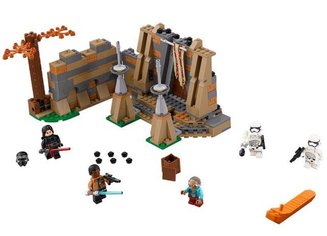 Lego-StarWars,Batalia de la Castelul lui Maz