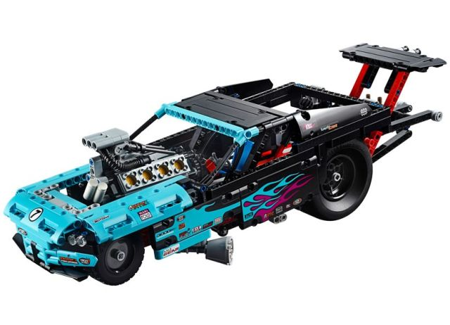 Lego-Technic,Dragster