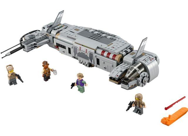 Lego-StarWars,Nava de transport a trupelor de rezistenta