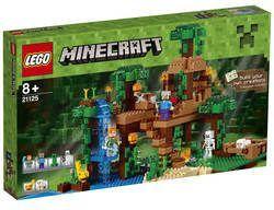 Lego-Minecraft,Casuta din jungla