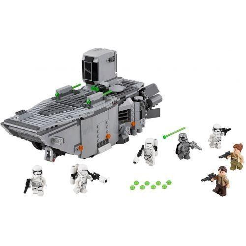 Lego-StarWars,Transporter,Ordinul Întâi