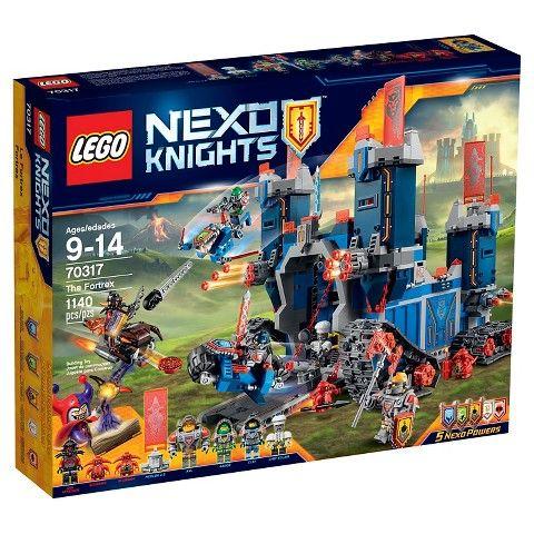 Lego-Nexo Knights,Fortrex