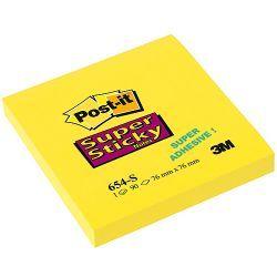 Notite adezive Post-It,Super Sticky,90f
